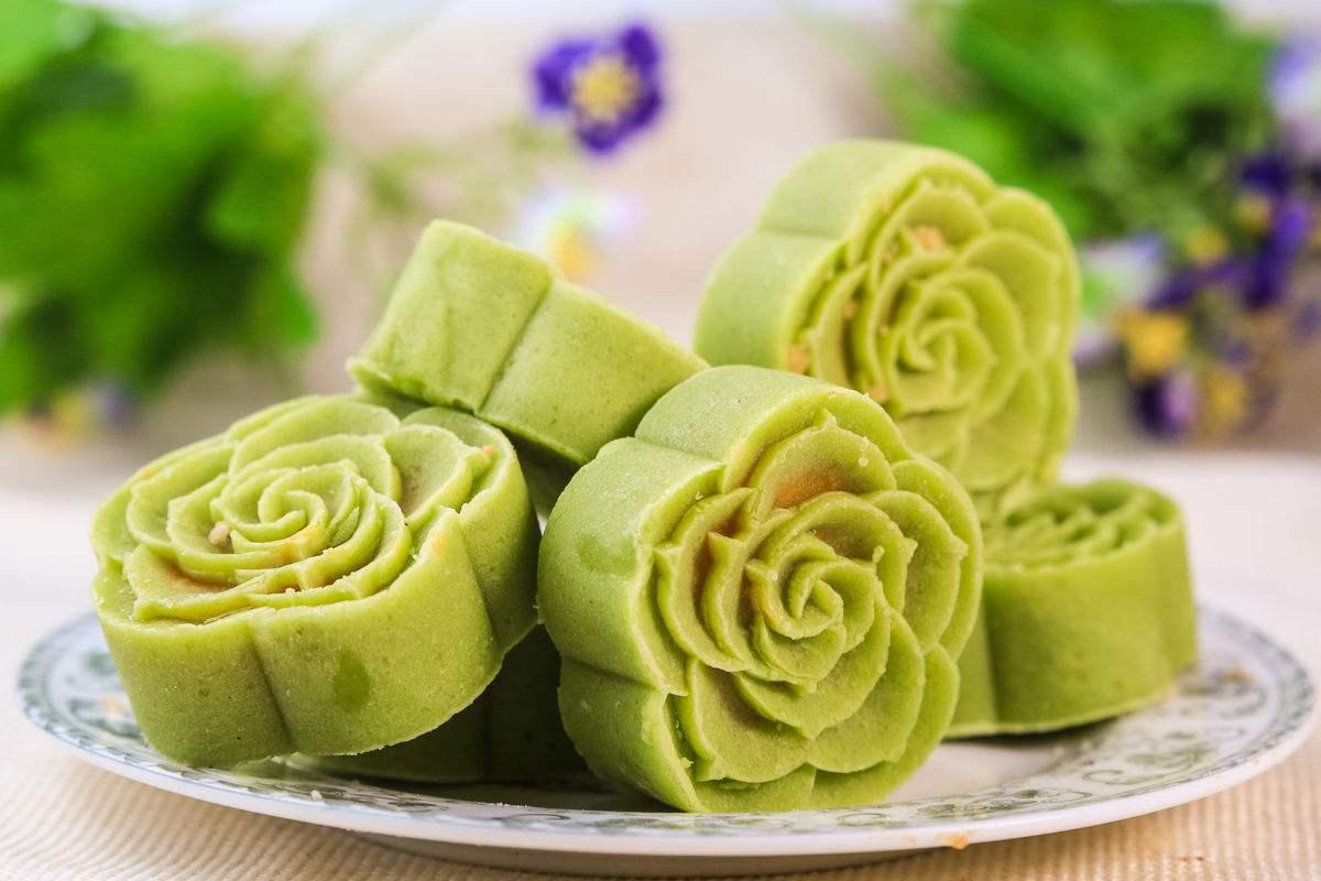 几种养生食材组合而成的传统糕点,具有它独特的传统味道 亨饪做法 第1张