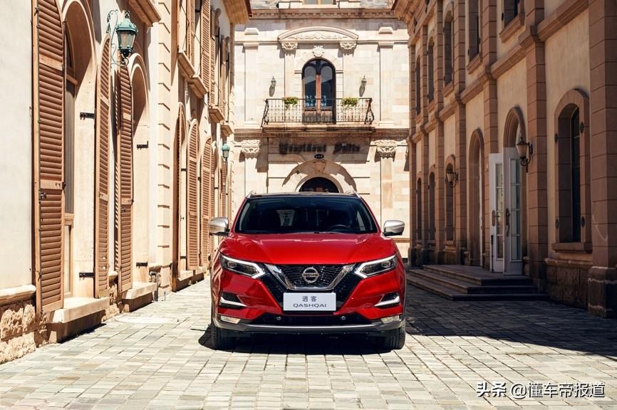 新車 | 東風日產2021款逍客上市 售15.49-18.89萬元