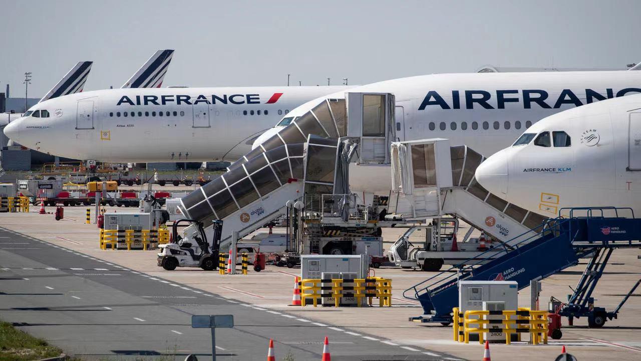 法国拯救法航-荷航的计划获得欧盟批准后将成为最大股东