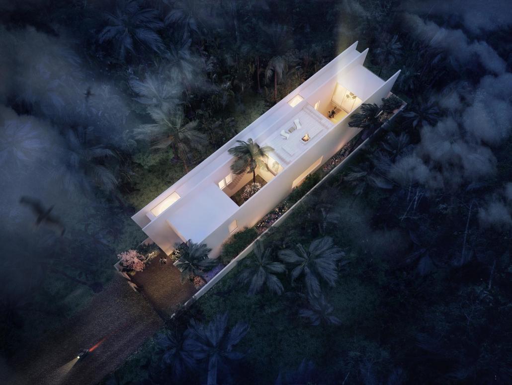 全球顶级的建筑景观效果图,每一张都可以当壁纸