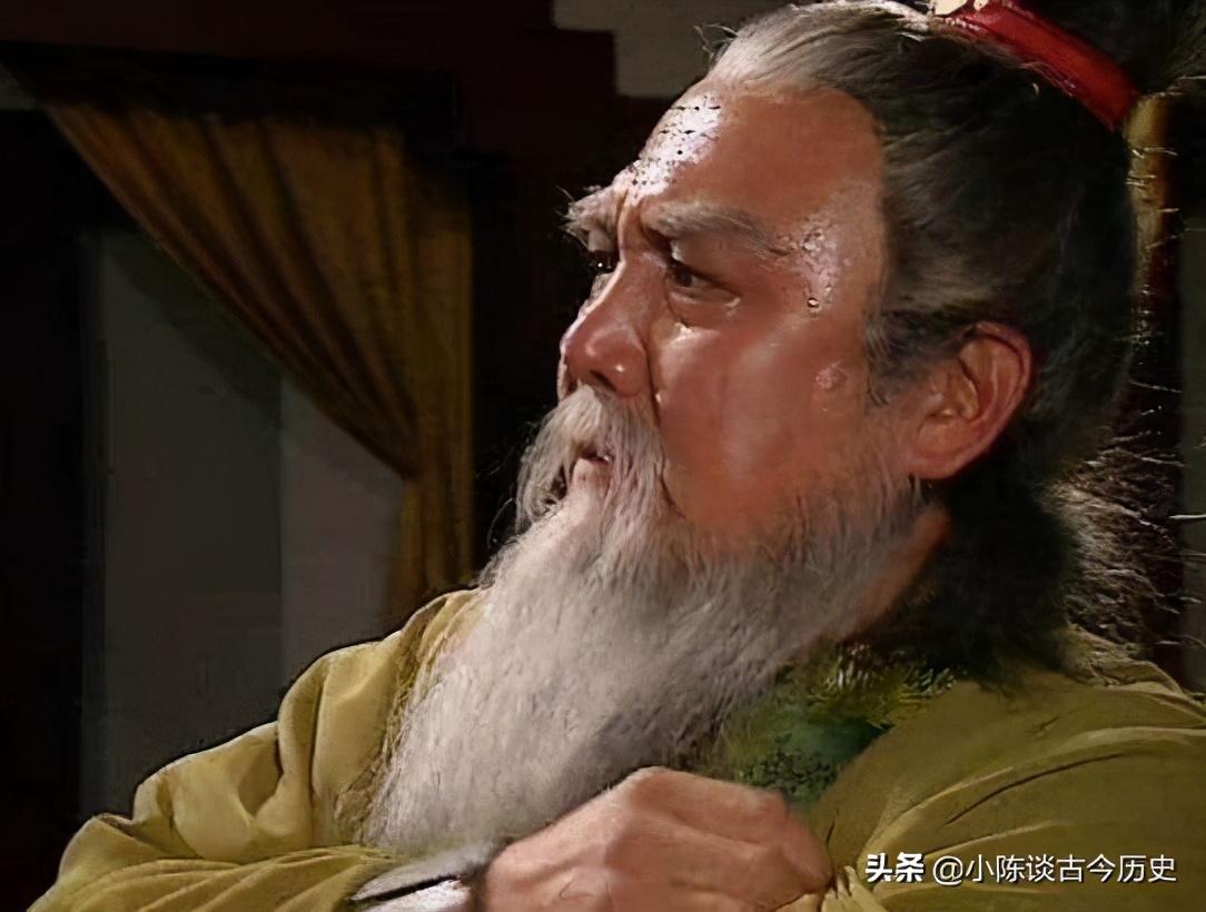 黄忠临死前说了8个字,刘备听了伤心不已,赵云听后想归隐山林