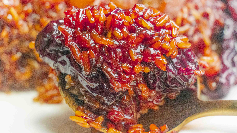 天热,糯米就要这样做,分享7种新做法,入口软糯鲜甜,孩子最爱 美食做法 第10张