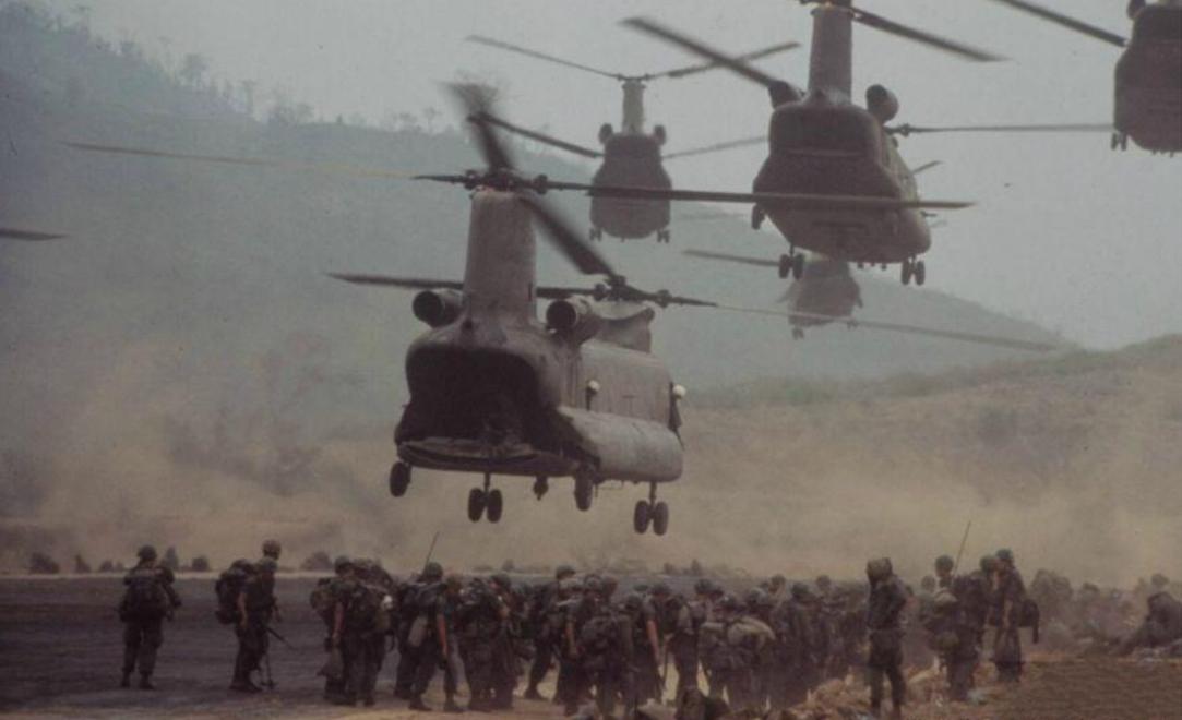 美军战胜中国,需要八成海空军?中国想反制,重点在美军亚太基地