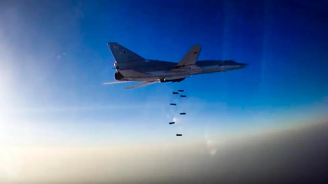 2月22日军情速递!普京用炮弹说话,24小时空袭130多次