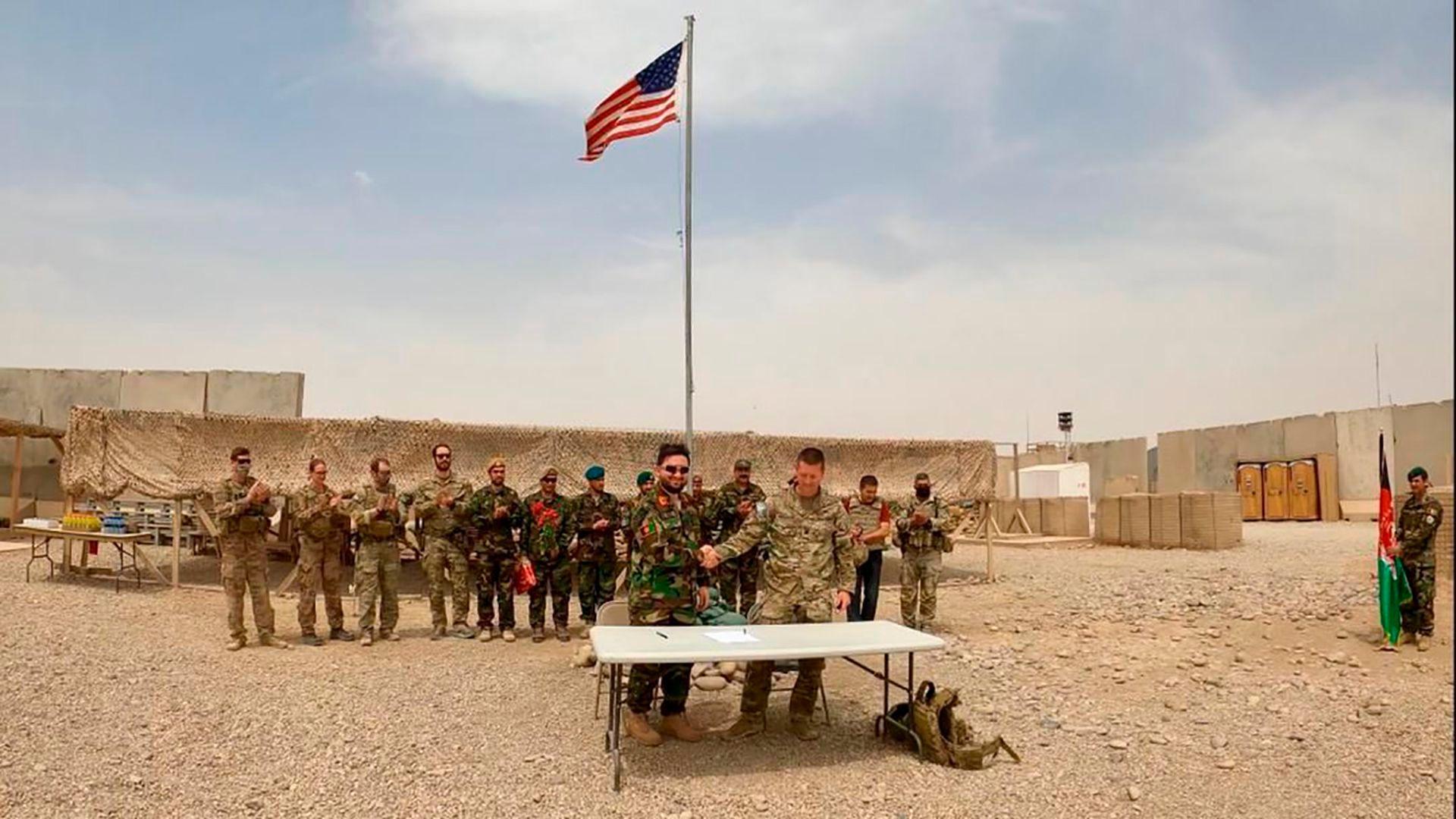和美国打了20年,致2000多美军阵亡的塔利班,竟对中国这么说