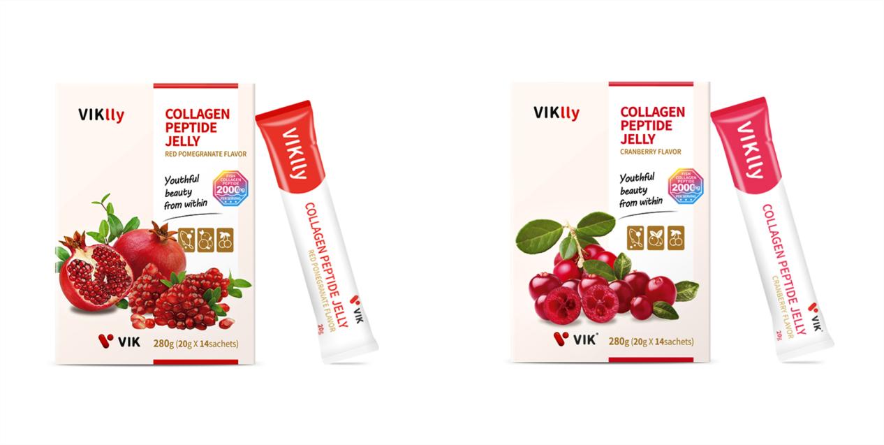 "VIKLLY胶原蛋白三肽 | 逆天""换脸术"",28天嫩3岁?"