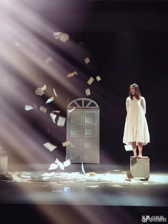 仙女落泪一抓一大把,哭成人间水龙头的只有她?