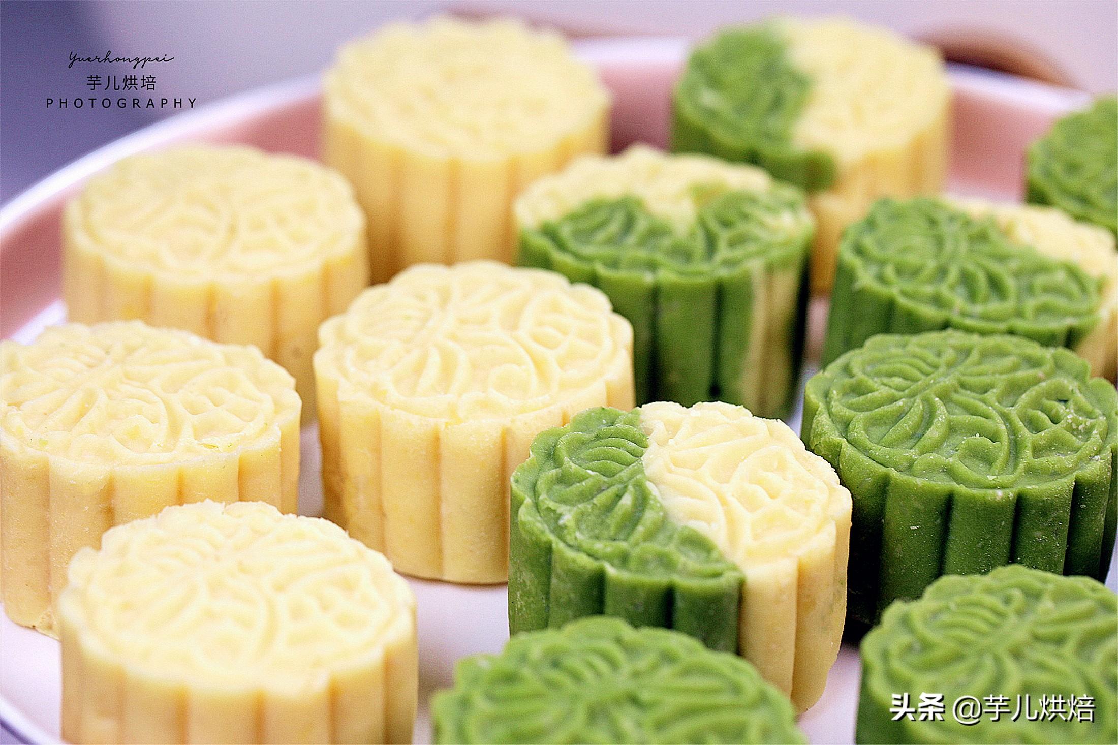 教你做綠豆糕,做法簡單無添加,香甜鬆軟不粘牙,比買的還好吃
