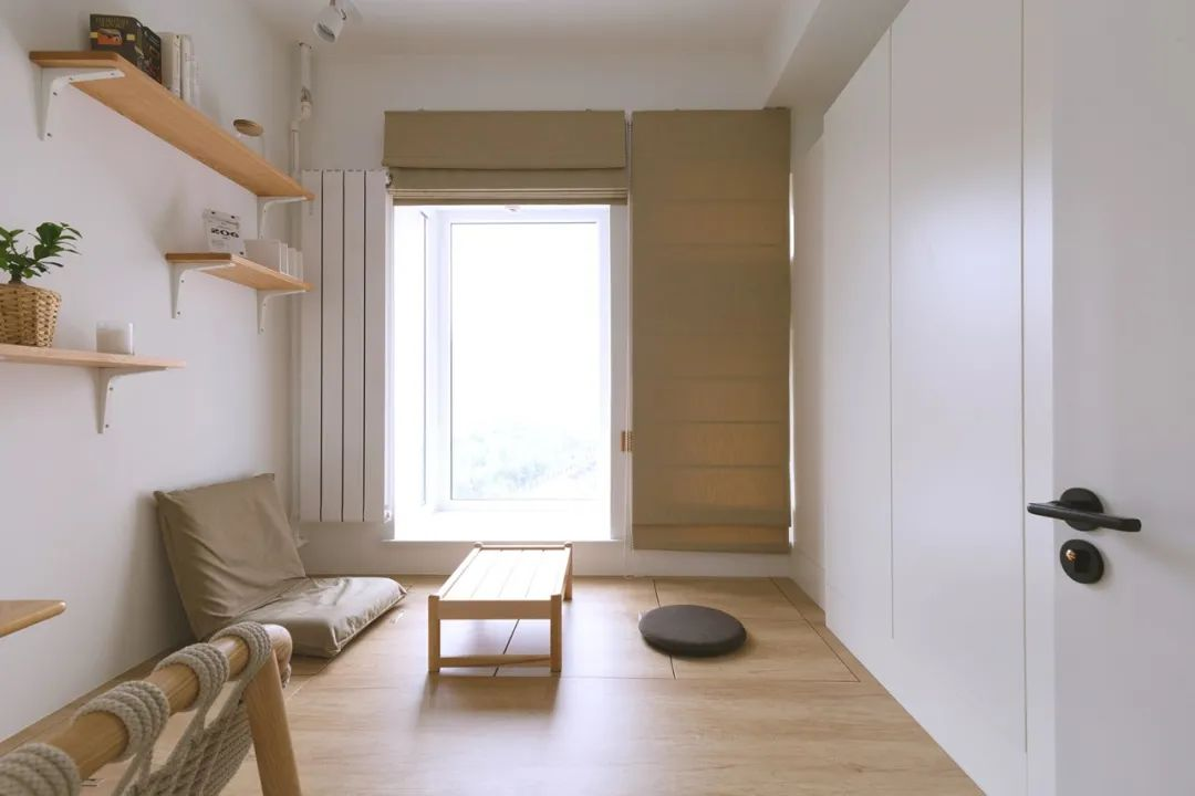 所有人都劝她别买的65m²奇葩房,交给设计师改成soho居心地