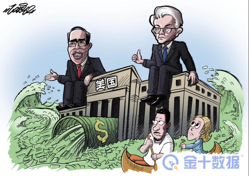"""如果美国一口气""""印钞""""28万亿!还清所有债务会怎么样?"""