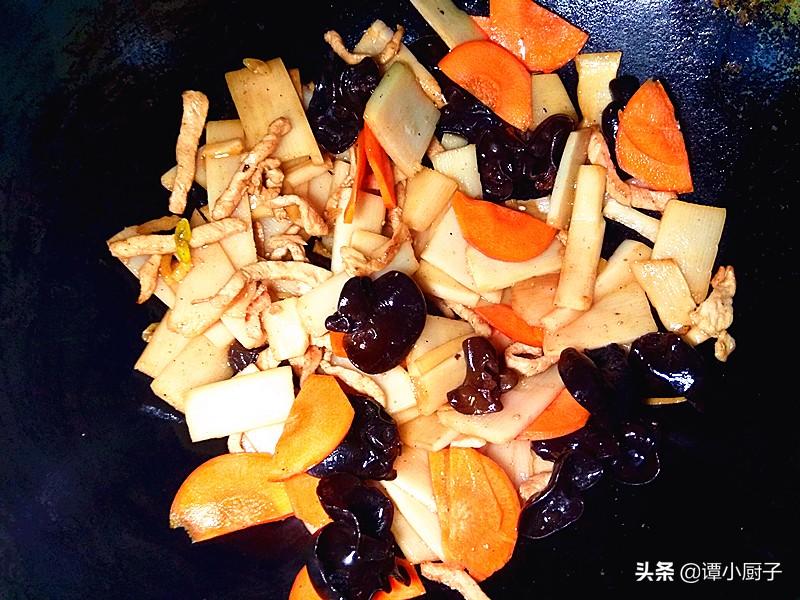 这是道传统鲁菜,淄博这样做,真香 鲁菜 第5张