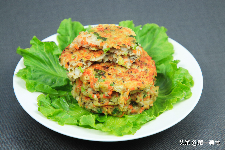 """厨师长分享""""香酥煎饼""""的做法,食材丰富有营养,做法简单 美食做法 第17张"""