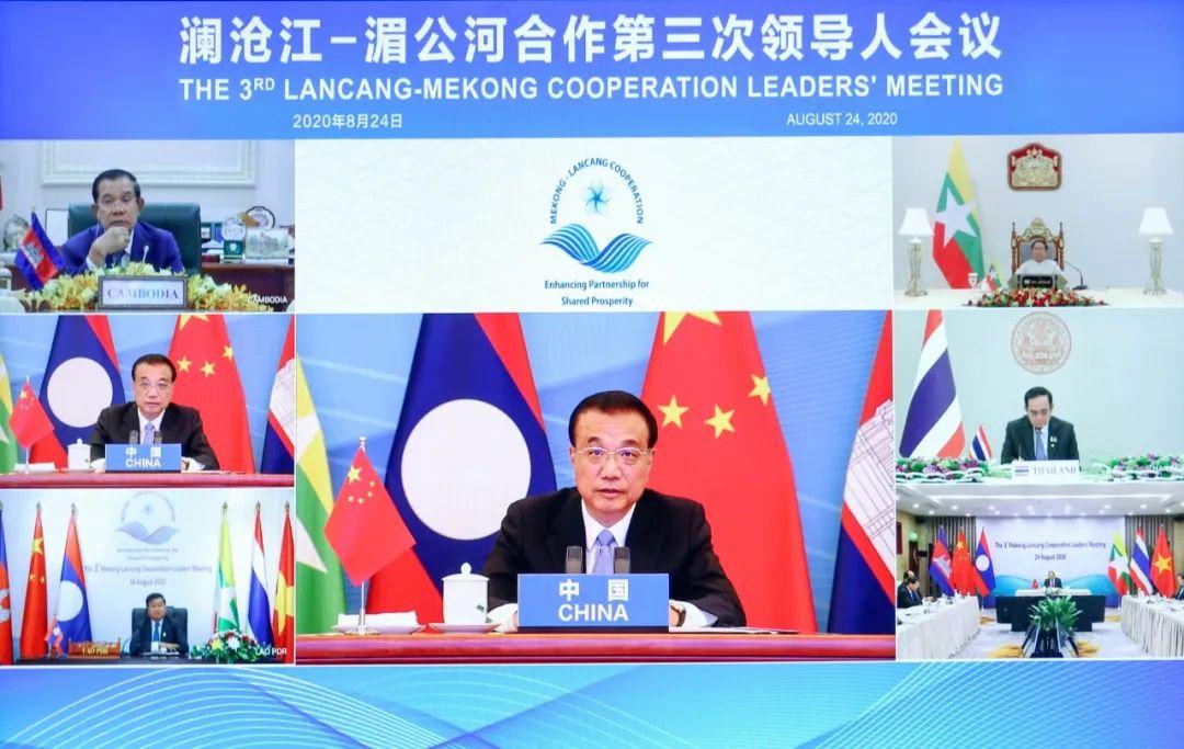 湄澜合作领导人会议再定调,磨丁据守亚太陆海贸易新核心