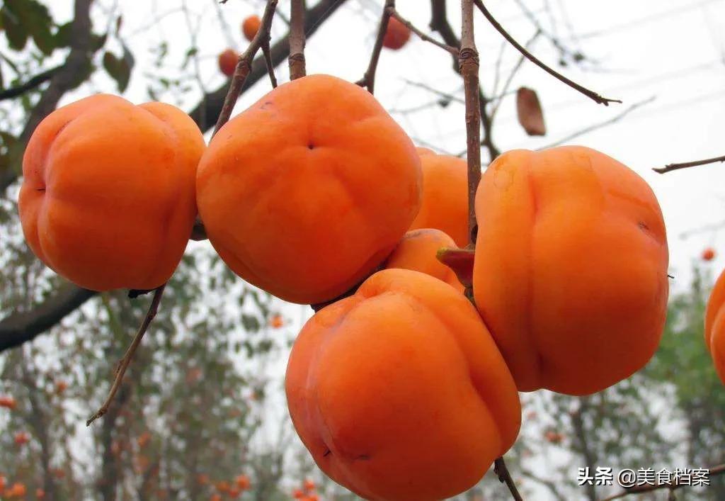 柿子发涩怎么办?老果农教你9种柿子脱涩的简单方法,你选哪种? 家务卫生 第1张