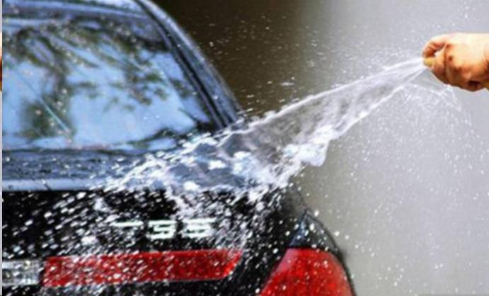 车行老师傅说:洗车也是一门学问,这些洗车常识你知道吗?