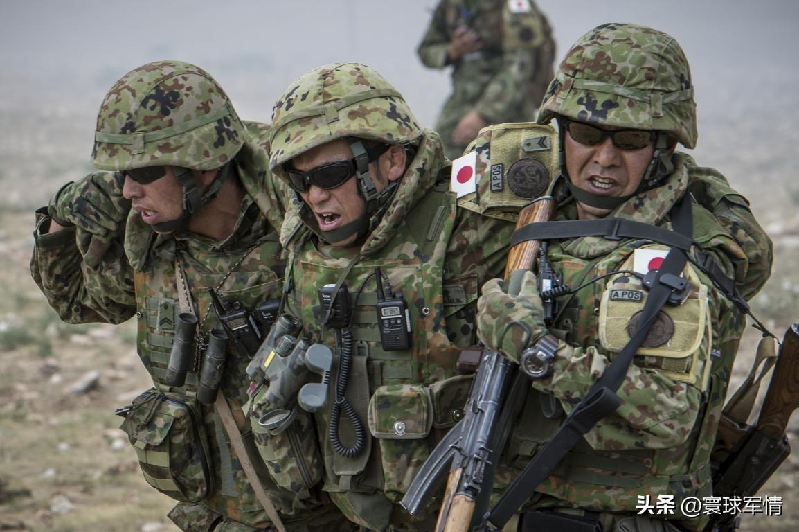 菅义伟露出獠牙,日本2021年度防卫预算大幅度提高,做美国帮凶剑指中俄
