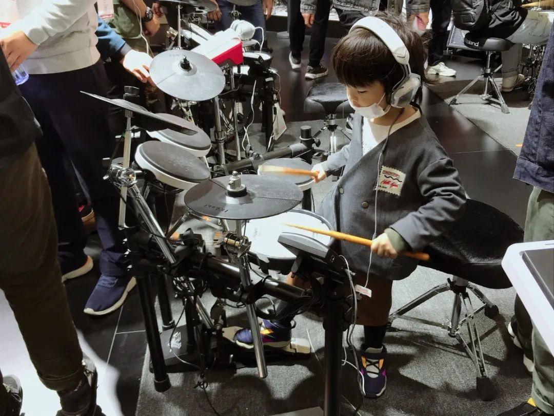 2020上海乐器展 | Roland 展台精彩回顾