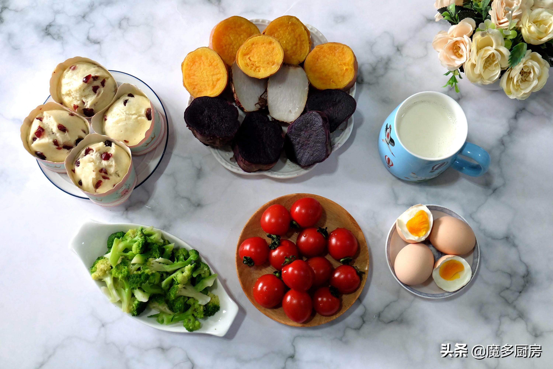 家常早餐 营养配餐 第3张