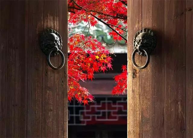 唐诗宋词里的秋天,尽揽山水风月-第1张图片-诗句网