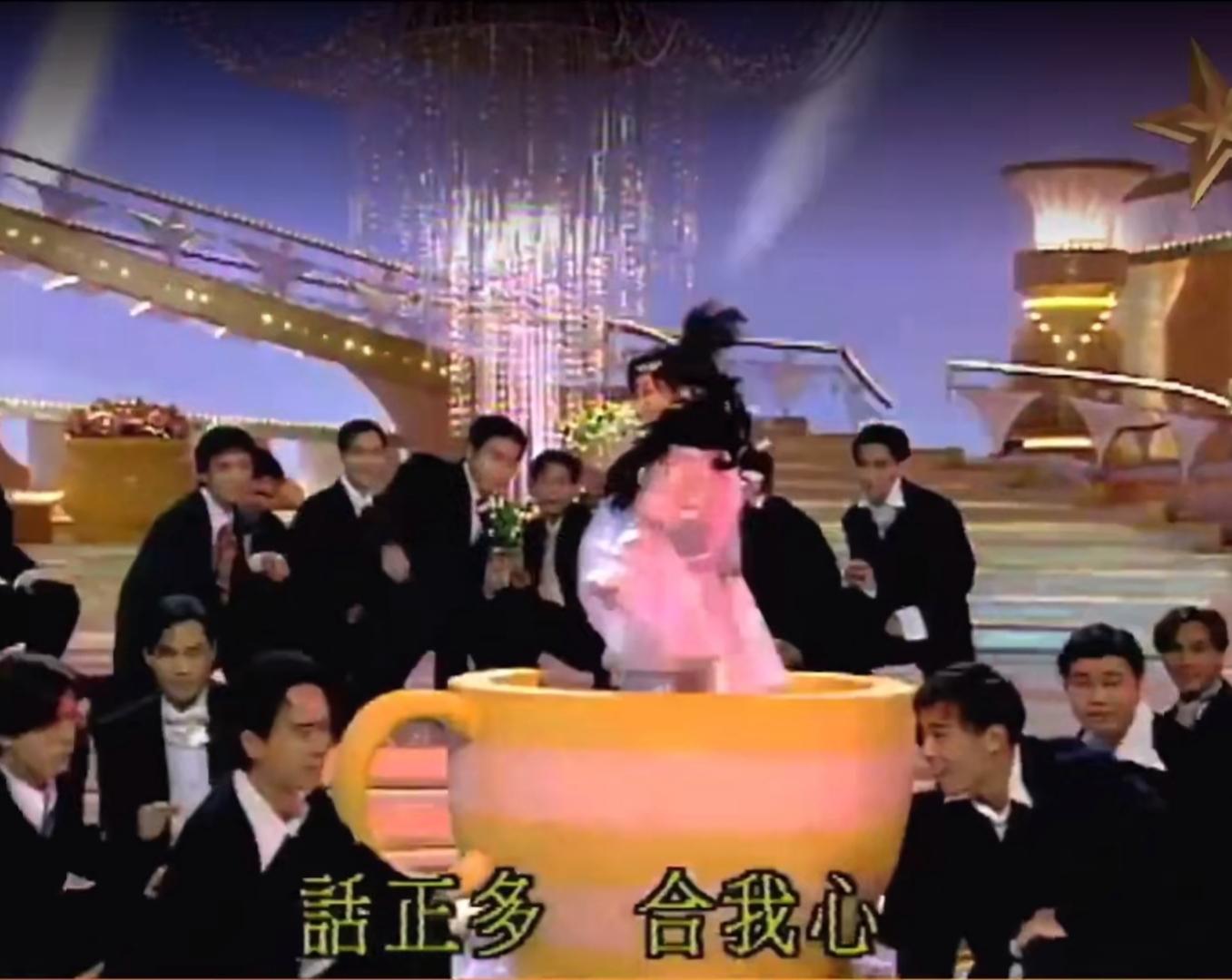 辉煌已不在!TVB53周年台庆星光黯淡,汪明荃郑裕玲强撑场面