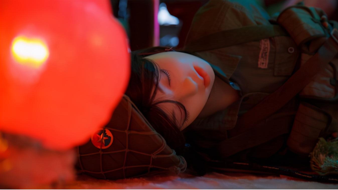 娃圈艺术|日本摄影师将住宅改造成私人实体娃娃博物馆
