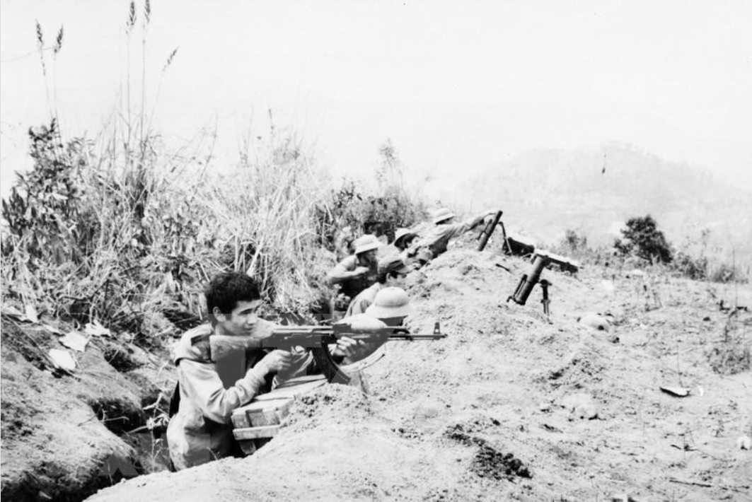 越南记录的对越反击战:越军一个连阻击了解放军一个师