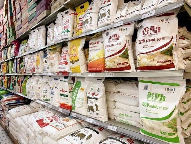 """买袋装面粉时,内行人教你看这""""3指标"""",蒸馒头软、包饺子香"""