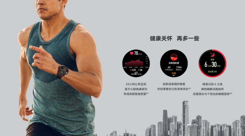 荣耀手表GS Pro推定制礼盒,打造冬季新穿搭
