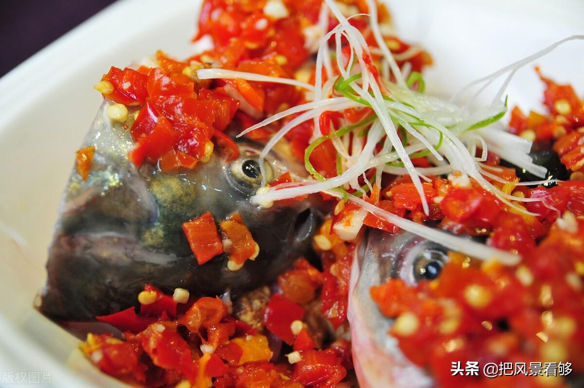 剁椒魚頭是哪里的菜系(剁椒魚頭哪些部位可以吃)