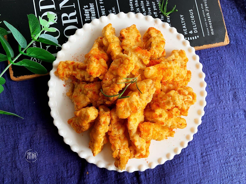 爱吃杏鲍菇的记得收藏,试试这做法,外酥里嫩,比肉还抢手