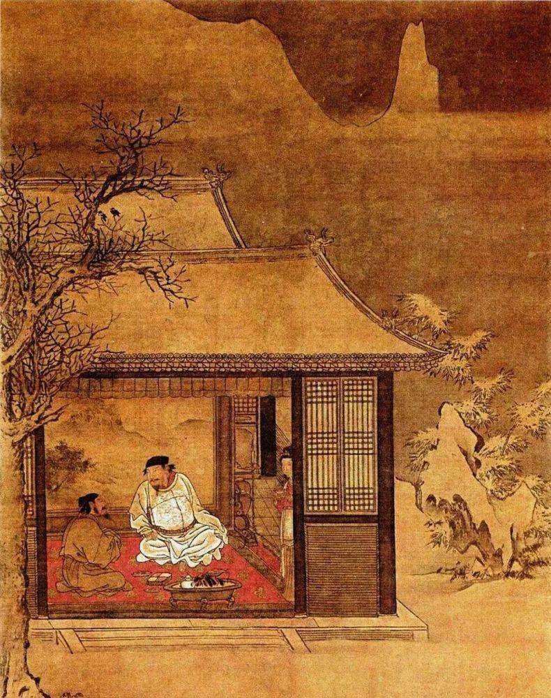 唐朝人的雍容,宋朝人的极简——中国美学的两朵并蒂花