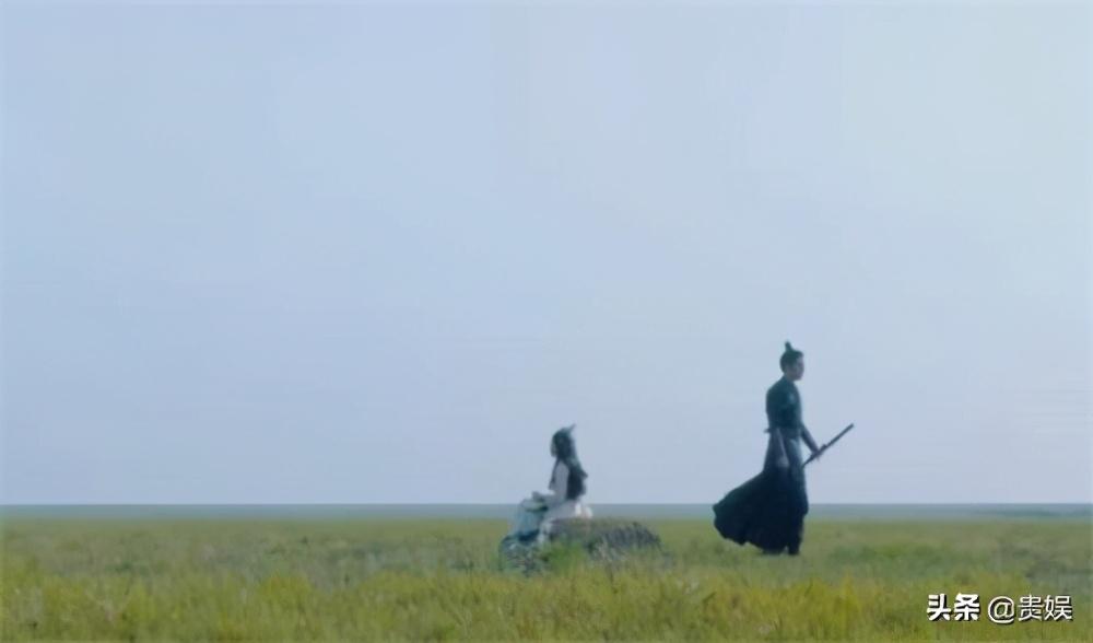 《狼殿下》最虐的结局,疾冲解除婚约与宝娜浪迹天涯,摘星去世