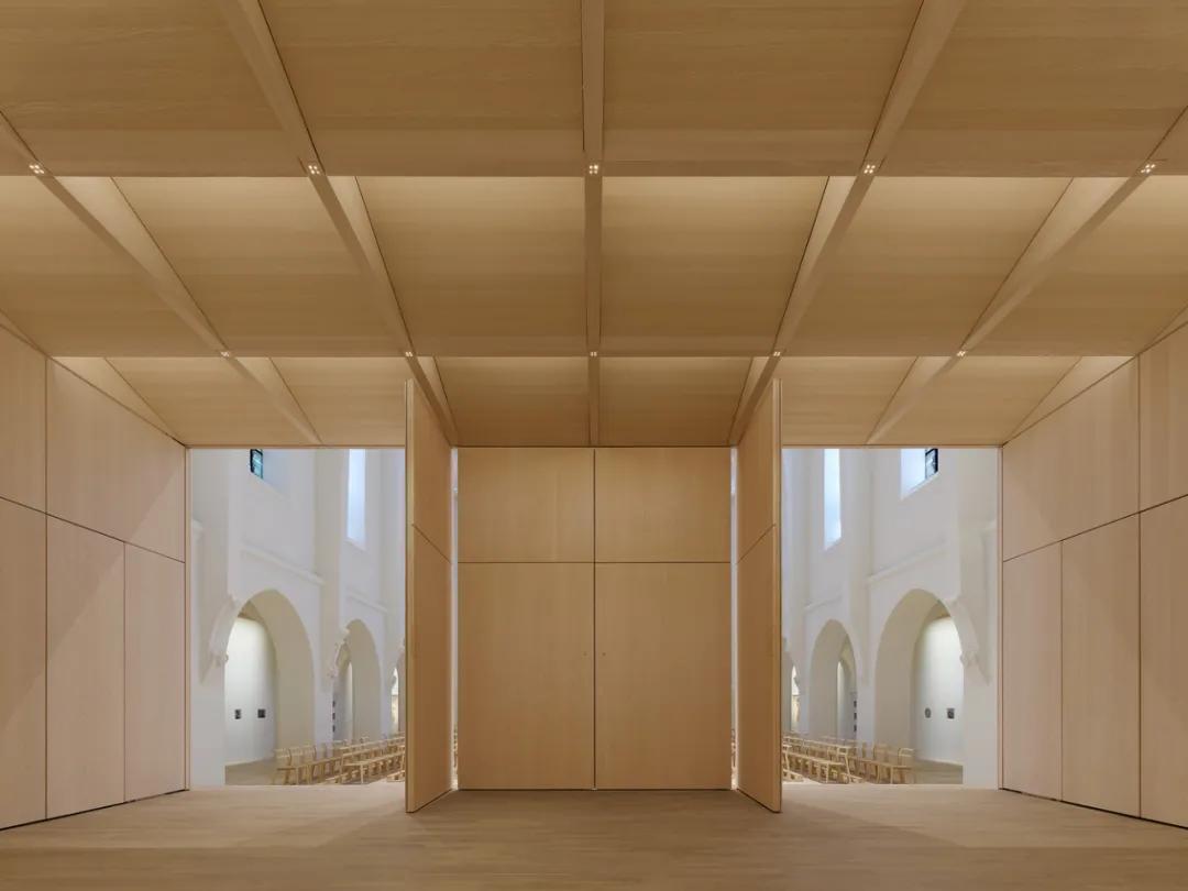 神性通达|宗教建筑设计节选