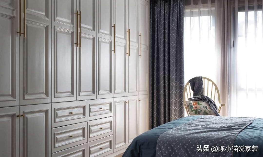 小户型也能打造简美风,89㎡紧凑小三居,软装搭配出豪宅范儿