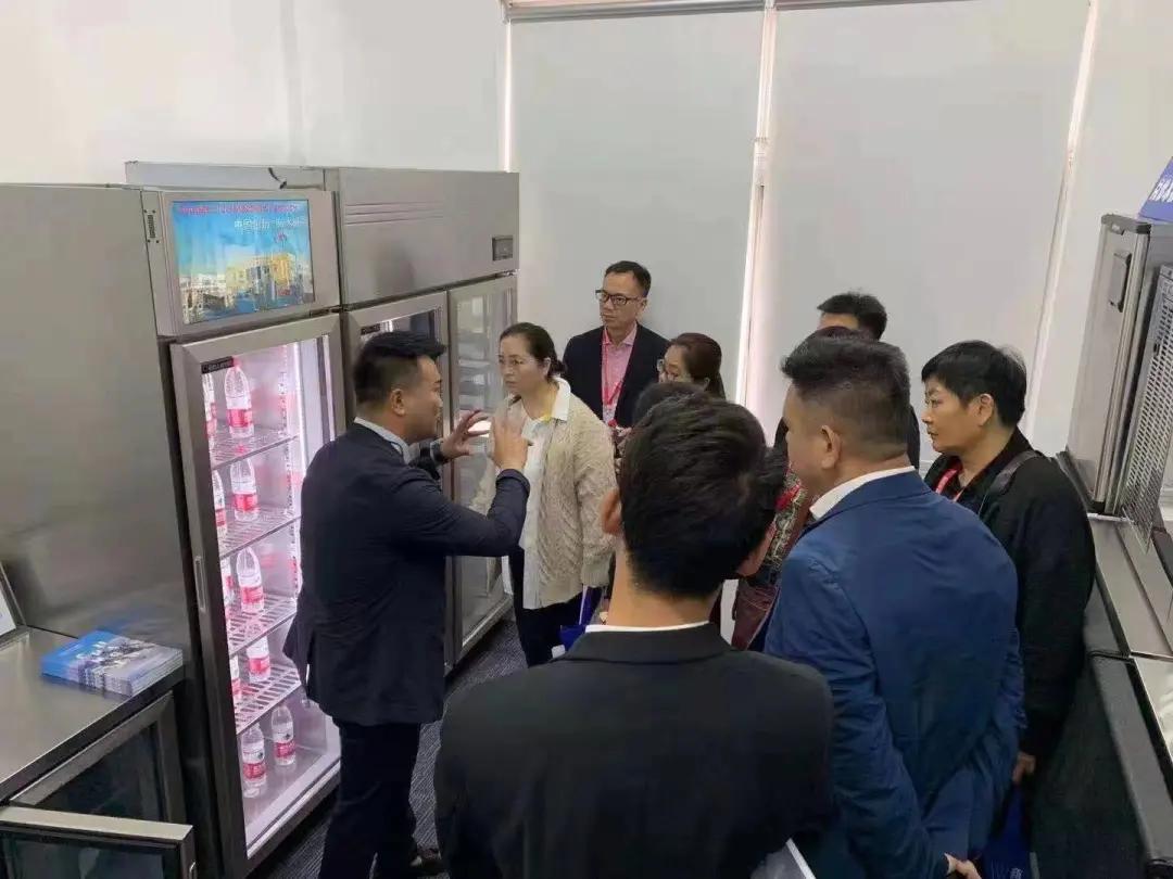 上海創歷接待百位餐飲企業家調研訪問團