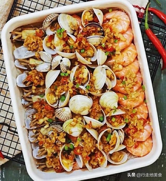 家常海鲜制作方法,鲜辣美味 美食做法 第4张