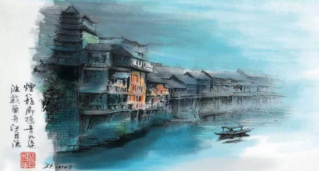 曾祥裕风水团队重访凤凰古城追寻沈从文生命轨迹