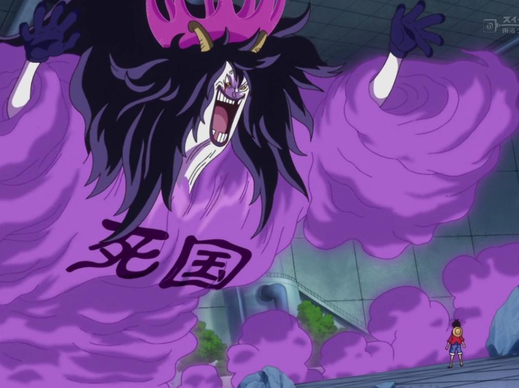 海賊王:最邪惡的5大反派,黑胡子狩獵能力者,大蛇仇視和之國人