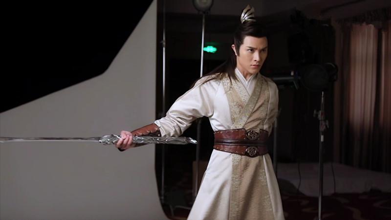 范丞丞首部男主剧《灵域》将播,搭档程潇,看到男二这剧追定了