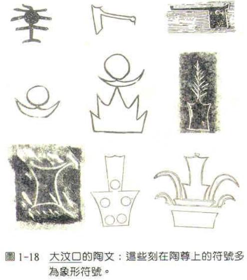 陕西发现一种文字,比甲骨文早2700年:中国有六千年文字史?