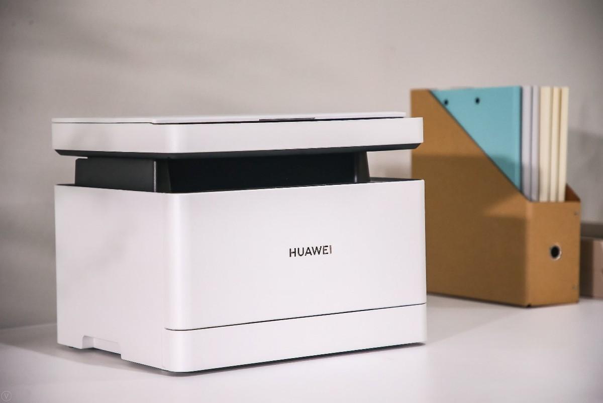打印机行业的一大步!华为发布全球首款鸿蒙打印机-最极客