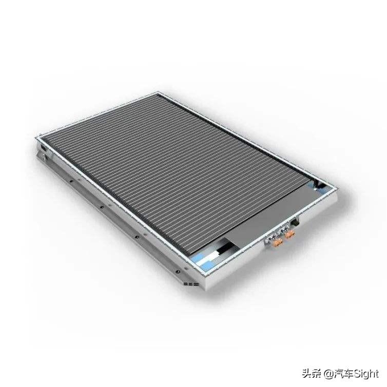 全球首款搭载刀片电池的比亚迪汉EV在欧洲首发