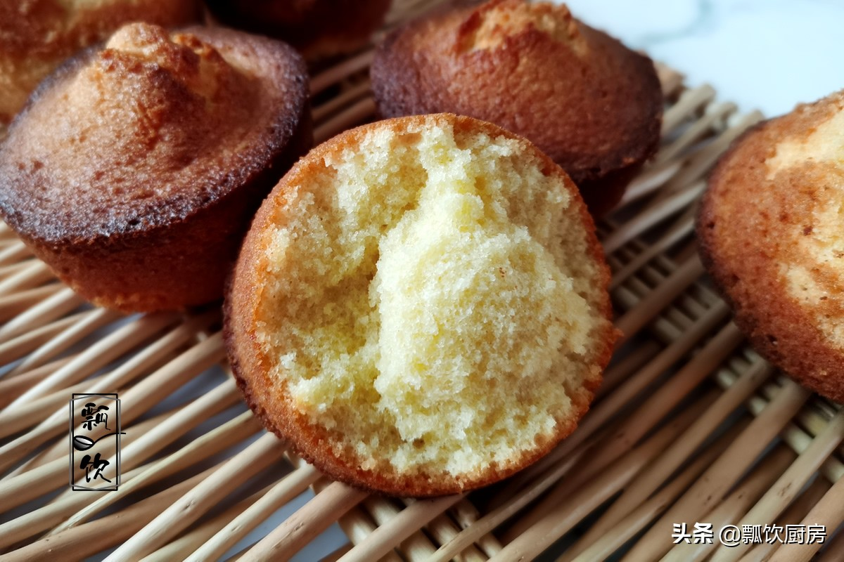 別只會做老蛋糕,這蛋糕比老蛋糕香多了,做法不難,純甜蜜享受