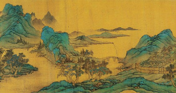 与成都杜甫草堂相比,当年王维盛赞的西安蓝田辋川却如此默默无名