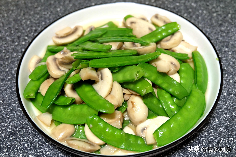 七道家常小炒菜,简单快手营养好,五分钟一道菜,比点外卖还方便 美食做法 第2张
