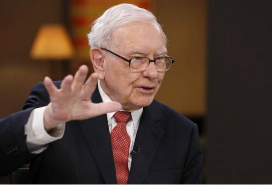 巴菲特的建议:在人们变富之前,通常会有三个迹象,祝贺其中一个