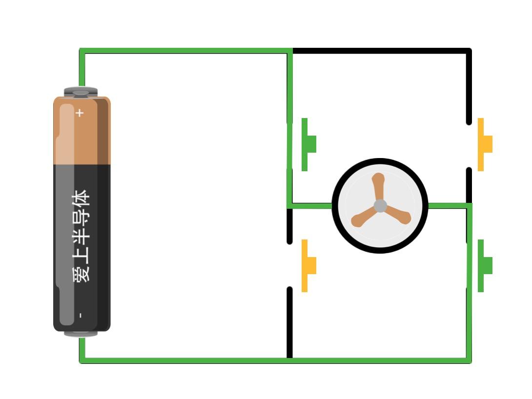 逆变原理!直流电是如何变为交流电的?