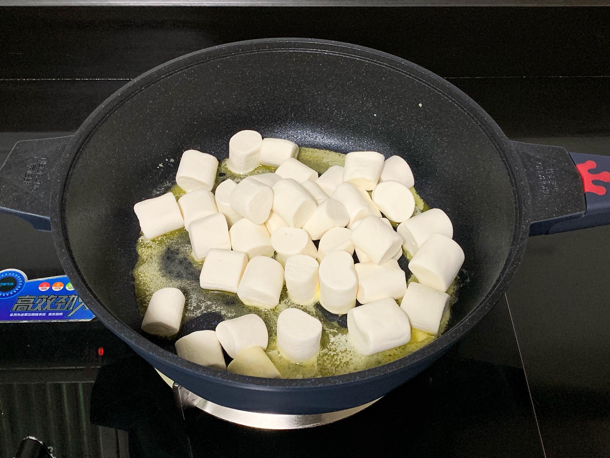 自從學會牛軋糖這個做法,我家連糖果都不買了,每次做家人都嫌少