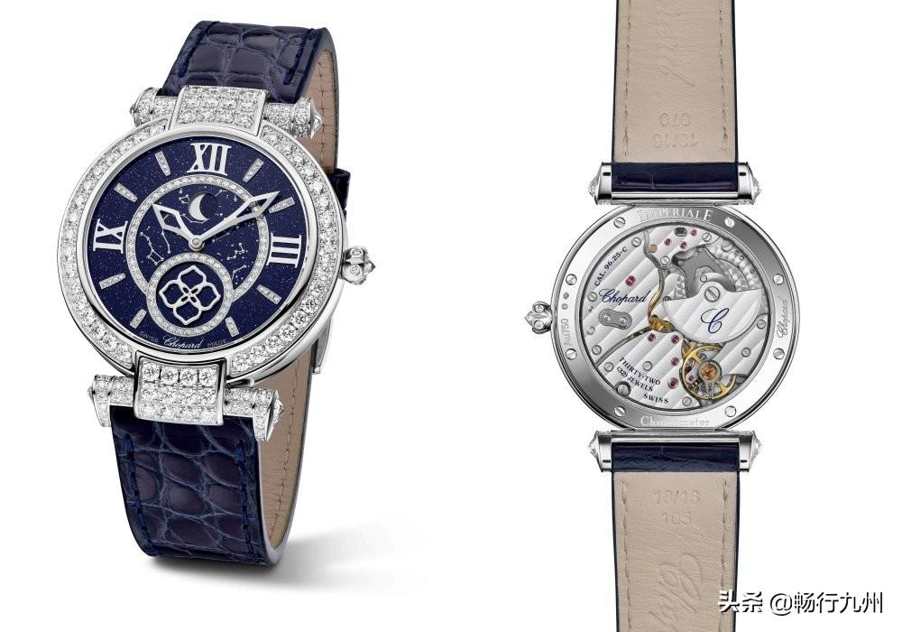Watches & Wonders:认识这5枚精致腕表,当个懂表的女人