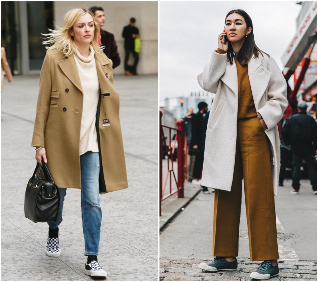 矮个女生选大衣的3点技巧,百搭又时尚,怎么穿都不过时